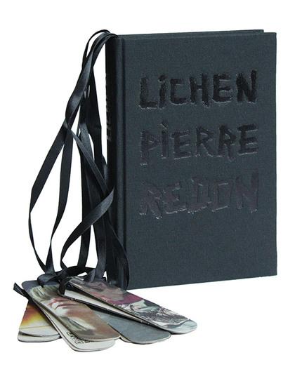 Lichen - Pierre Redon - éditions MF