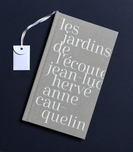 Les jardins de l'écoute - Jean-Luc  Hervé, Anne Cauquelin - éditions MF