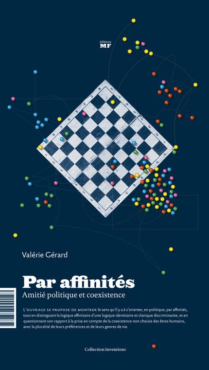 Par affinités - Valérie Gérard - éditions MF