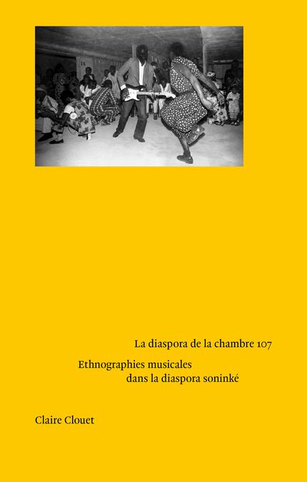 La diaspora de la chambre 107 - Claire Clouet - éditions MF